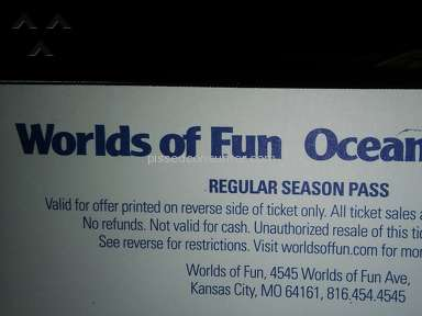 Worlds Of Fun - Park closed to public