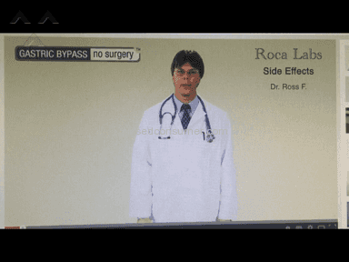 "Gastric Bypass Alternative - ROCA LABS ""NEW"" DOCTOR ADMITS TO FRAUDULENT MONEY SCHEMES IN COURT CASE"