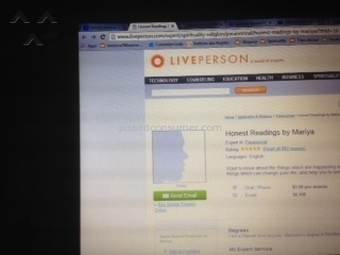 Liveperson Household Services review 33395