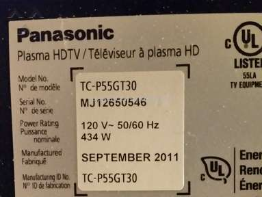 Panasonic - Tv Repair Review
