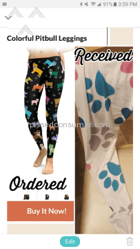 Brave New Look Leggings