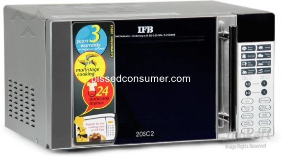 Ifb Appliances 20Sc2 Microwave