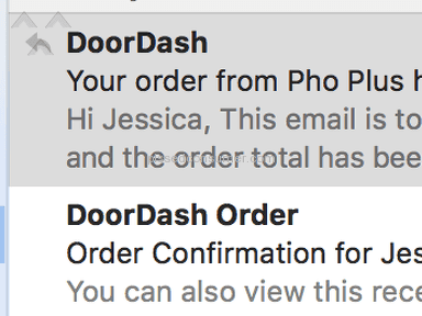 Doordash - Terrrible