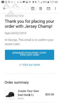 Jersey Champs Owner