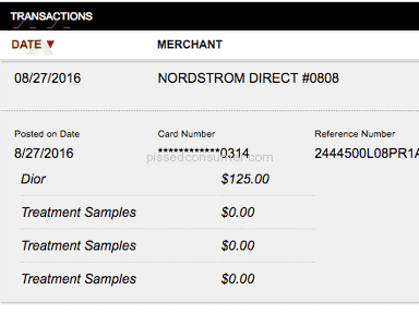 Nordstrom Delivery Service review 160204