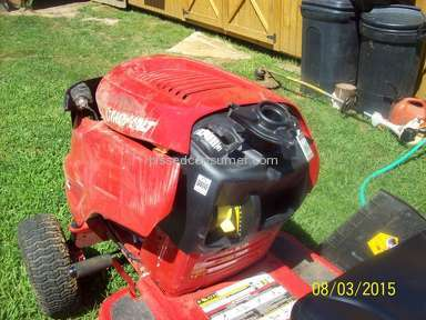 Troy Bilt Lawn Tractor review 84785