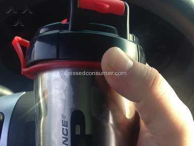 Gnc Shaker Bottle Review from College Park, Maryland