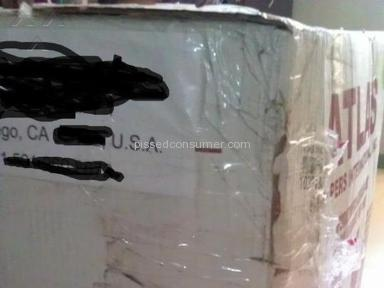 ATLAS Shippers Shipping review 9224