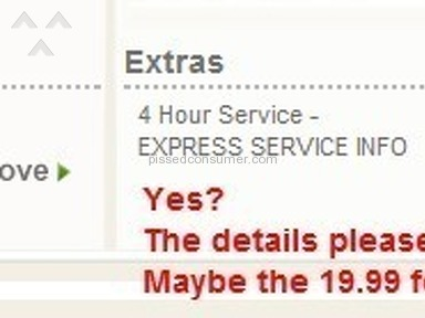Flower Delivery Express Delivery Service review 44351