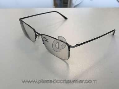 Giorgio Armani Eyeglasses PAINT PEELING OFF!