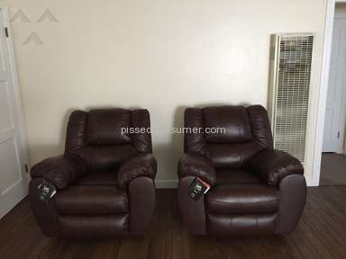 Ashley Furniture Recliner review 79941
