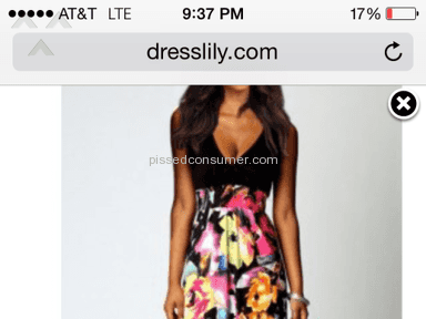 Dresslily Footwear and Clothing review 67951