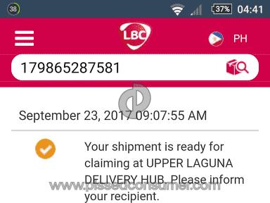 Lbc Express - Delayed LBC delivery door-door