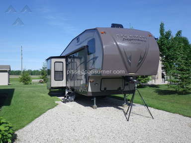 Forest River 2014 Forest River Rockwood Signature Ultra Lite 8282ws Rv review 139791
