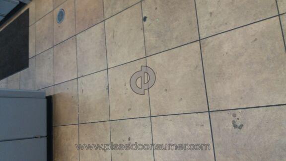 Sheetz Sanitary Conditions