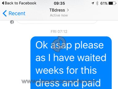 Tbdress Dress review 119613