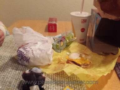 Mcdonalds - Horrible food service