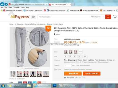 Aliexpress Auctions and Internet Stores review 87753