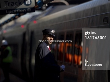 Amtrak Conductor Claude A Robinson Calls Police Twice on This Old Lady