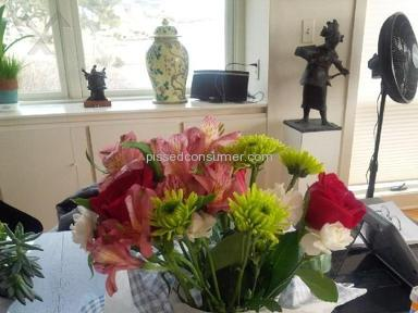 From You Flowers Arrangement review 36105