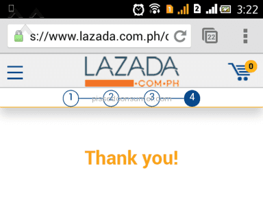 Lazada Philippines E-commerce review 39423