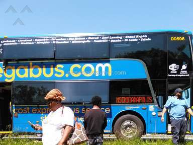 Megabus Customer Care review 137701