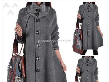 Modlily Coat review 174524