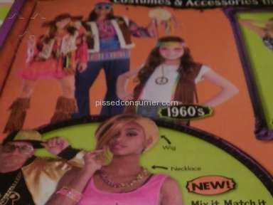Party City Catalog Review from Riverdale, Georgia