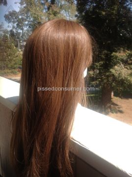 Dresslily Synthetic Wig