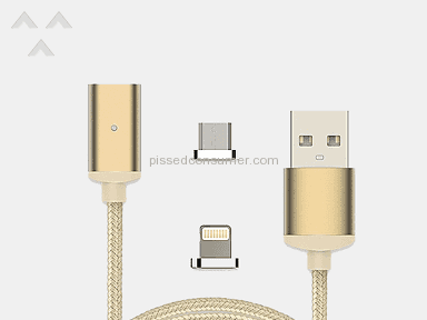 Florence Scovel - Charging cable, not as described