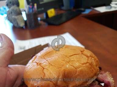 Arbys Burger review 388634