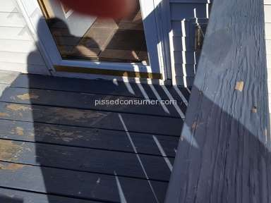 Behr Deckover Deck Paint review 233546