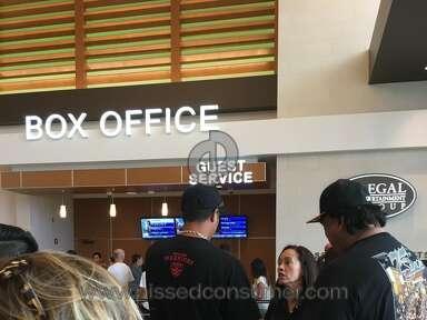 Regal Cinemas Customer Care review 129843