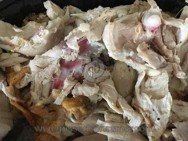 Walmart - Rotisserie Chicken disgusting.