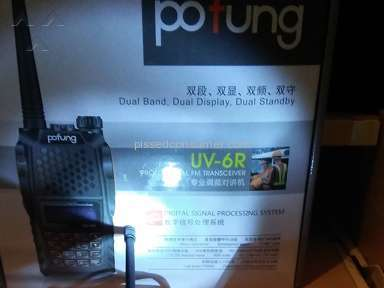 409shop Pofung Uv-6r Radio review 148152
