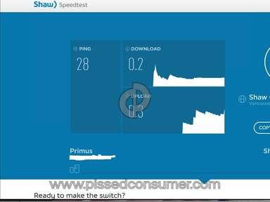 Primus Canada - Worse Internet Provider!