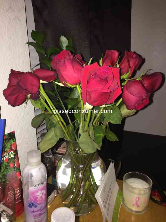 19 Proflowers Roses Flowers Reviews And Complaints Pissed