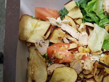Panera Bread -  Fuji Apple Chicken Salad Review from Owings Mills, Maryland