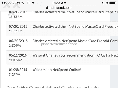 Netspend Refer A Friend Referral Program review 150436
