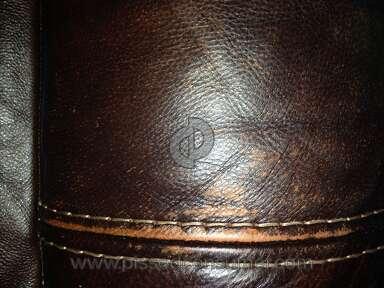 Sofa Mart Cloud Leather Sofa review 129547