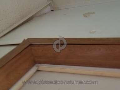 Better Business Bureau - Poor wk caving now roof 5600$???