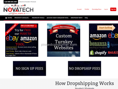 Novatech Wholesale Auctions and Internet Stores review 178890