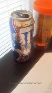 Monster Energy Gronk Energy Drink
