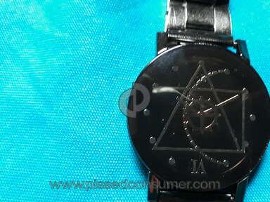 Gearbest Geometric Watch review 287064
