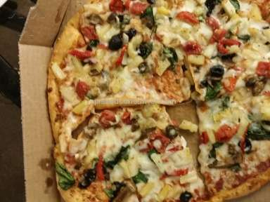Dominos Pizza Pizza review 56397