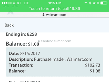 Walmart Savings Catcher Hacked