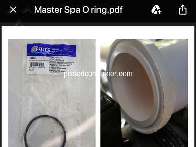 Master Spas Hot Tub review 386872