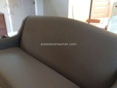 Bassett Furniture - Worst Sofa Ever