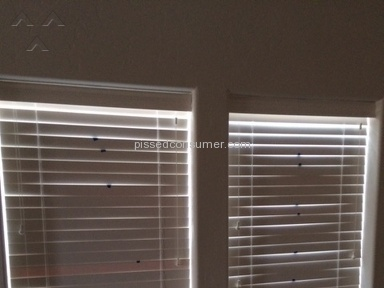 Hunter Douglas - Horrible quality No where near being worth the price