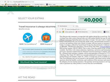 American International Group Travel Insurance review 263162